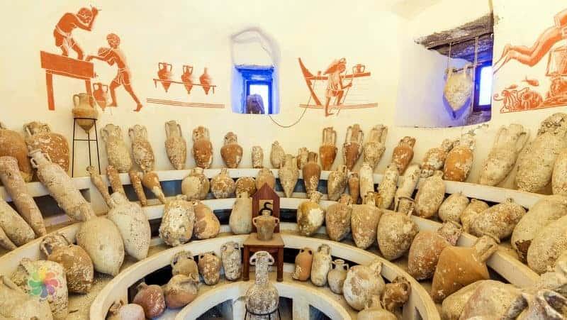 bodrum gezilecek yerler Bodrum Sualtı Arkeoloji Müzesi