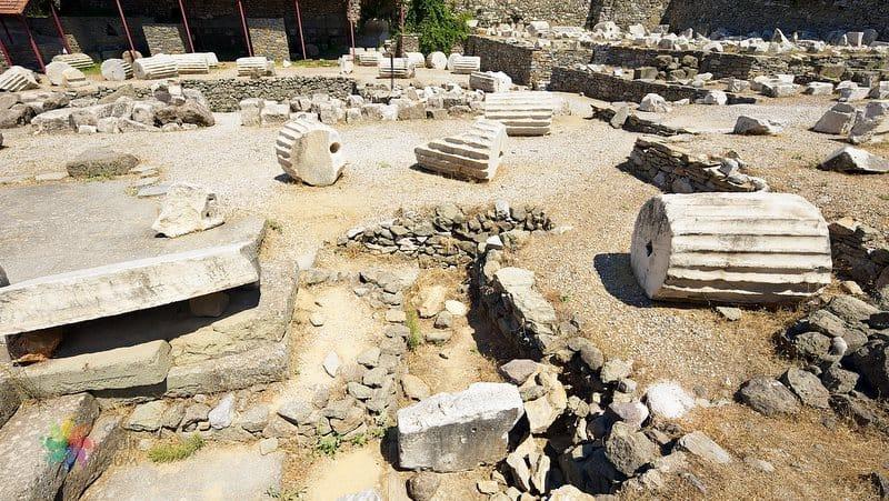 bodrum Pedesa Antik Kenti