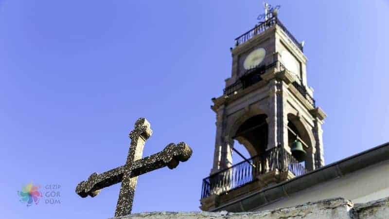 bozcacada Meryem Ana Kilisesi