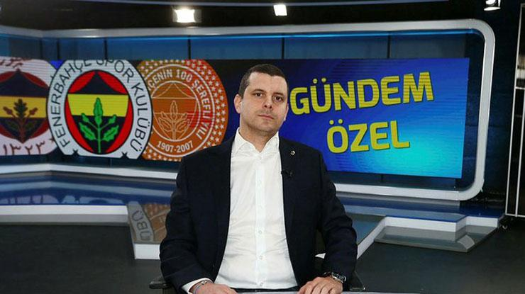 Fenerbahçeli yönetici Metin Sipahioğlundan çok sert sözler