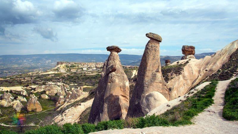 kapadokya gezilecek yerler Peribacaları