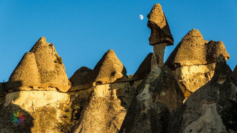kapadokya Paşabağ Rahipler Vadisi