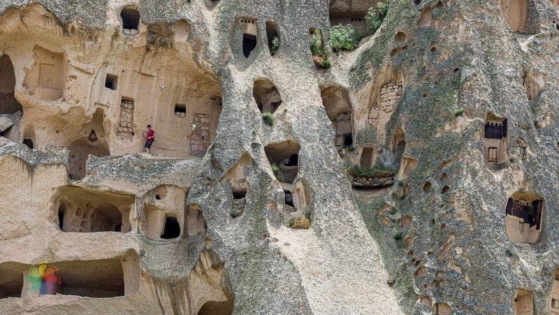 Kapadokya Mağaraları